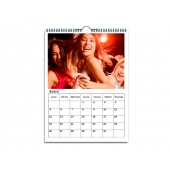 Calendario de pared personalizado